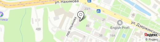 РН-ОХРАНА-СМОЛЕНСК на карте Смоленска