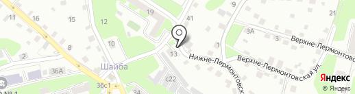 Эстетика на карте Смоленска