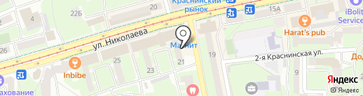 Choco Loco на карте Смоленска