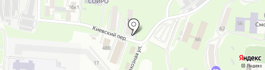 Alko House на карте Смоленска
