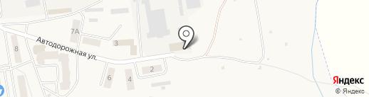 Печерский на карте Печерска