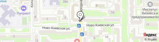 Sicuro на карте Смоленска