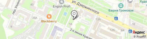 Shik Style на карте Смоленска
