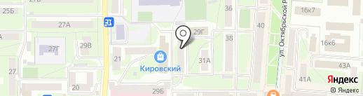 BARAKA на карте Смоленска