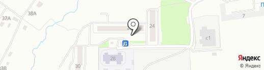 Консоль на карте Смоленска