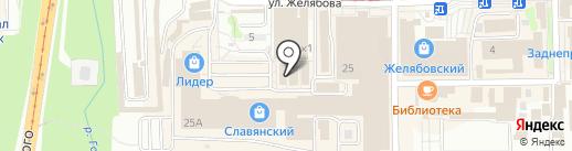 styre.ru на карте Смоленска