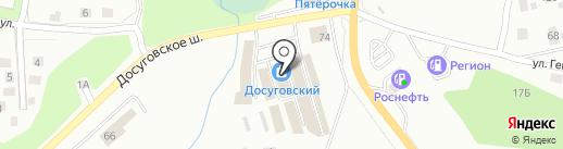 Печное дело на карте Смоленска