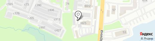 Lindy`N`Roll на карте Смоленска