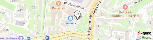 Active.67 на карте Смоленска