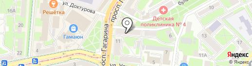 AppleParts.PRO на карте Смоленска