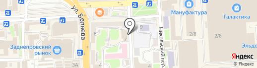 АльфаМед на карте Смоленска