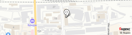 Региональный аттестационный центр защиты государственной тайны и информации на карте Смоленска