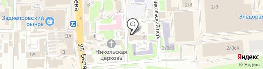 VELES на карте Смоленска