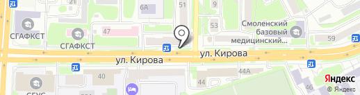 DO4A.COM на карте Смоленска