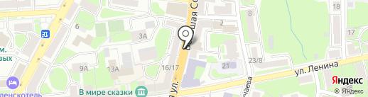 Pro-Cams на карте Смоленска