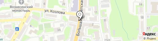 Студия фуд-стилистики Полины Банёвой на карте Смоленска