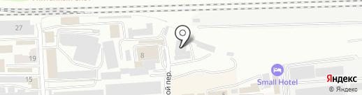 СтилВест на карте Смоленска
