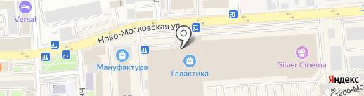 Covani на карте Смоленска