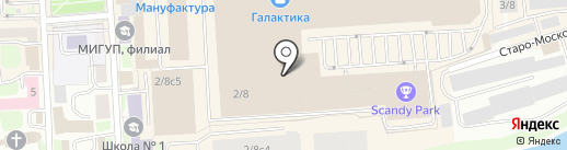 Magic Smile Room на карте Смоленска