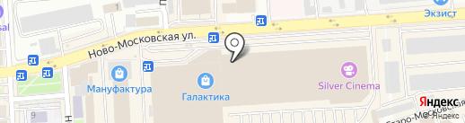 Дело №1 на карте Смоленска