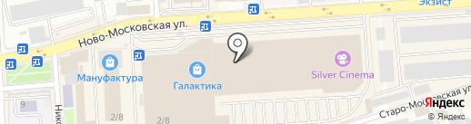 Mistore на карте Смоленска