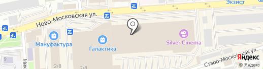 Estel на карте Смоленска