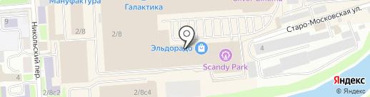 HomeComfort на карте Смоленска