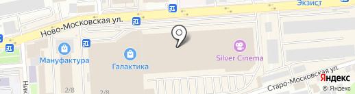 Barbaris на карте Смоленска