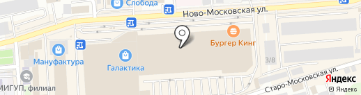 Eva на карте Смоленска
