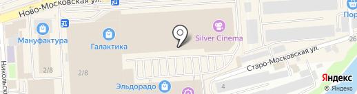 Dimex на карте Смоленска