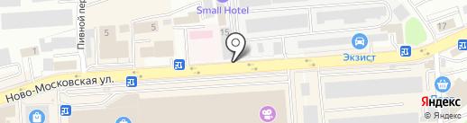 Деловая Россия на карте Смоленска
