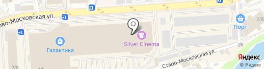 Pasta bar на карте Смоленска