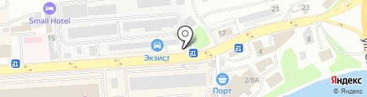 БелОптТорг на карте Смоленска