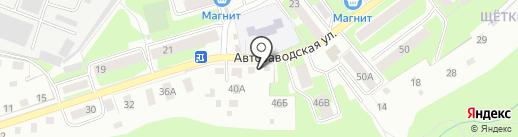 Мастер окон на карте Смоленска
