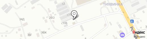 Ремонтная компания на карте Смоленска