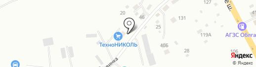 КАРБОГЛАСС на карте Смоленска