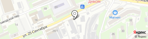 Faberlic на карте Смоленска