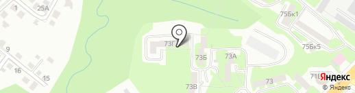 СМОЛПРИНТЕР на карте Смоленска
