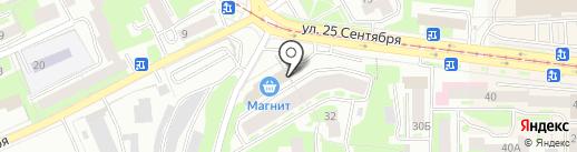 Евроопт на карте Смоленска