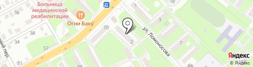 Фирма ригель на карте Смоленска