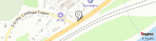 Экспресс на карте Смоленска