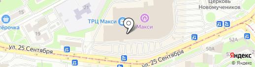 Showroom MOLLIS на карте Смоленска