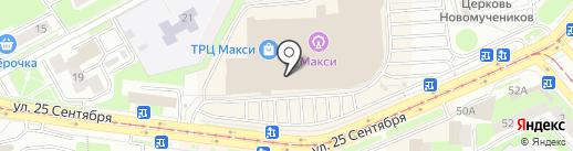 mini-Maxi на карте Смоленска