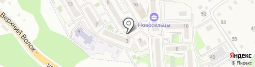 Смолстром-сервис на карте Смоленска