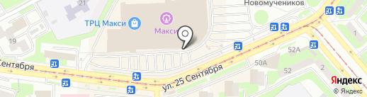 Borsa на карте Смоленска