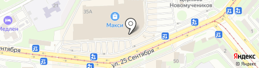 Smolvape на карте Смоленска