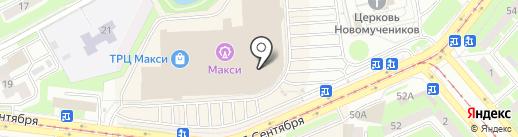Incity на карте Смоленска