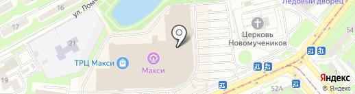 COLIN`S на карте Смоленска