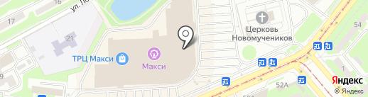 Intimissimi на карте Смоленска