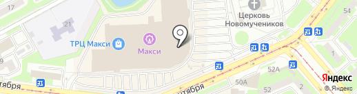 Mario Mikke на карте Смоленска